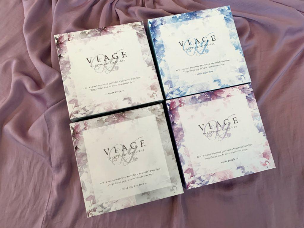 viageのパッケージの紹介